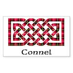 Knot - Connel Sticker (Rectangle 10 pk)