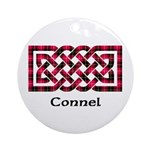 Knot - Connel Ornament (Round)
