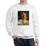Fairies / Gr Pyrenees Sweatshirt