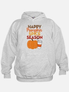 Pumpkin Spice Season Hoodie