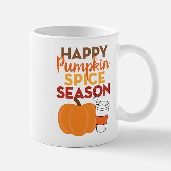 Pumpkin Spice Season Mug