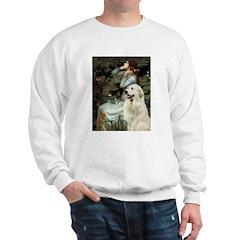 Ophelia / Gr Pyrenees Sweatshirt