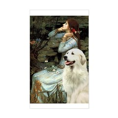 Ophelia / Gr Pyrenees Decal