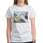 Creation / Gr Pyrenees Women's T-Shirt