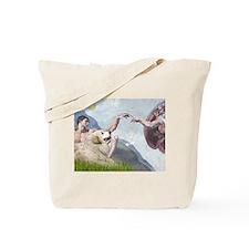 Creation / Gr Pyrenees Tote Bag