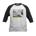 Creation / Gr Pyrenees Kids Baseball Jersey
