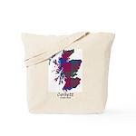 Map - Corbett.Ross Tote Bag