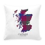 Map - Corbett.Ross Everyday Pillow