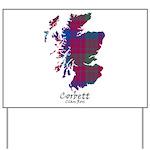 Map - Corbett.Ross Yard Sign