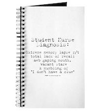 Student Nurse Memory Journal