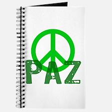 PAZ Peace en Espanol Journal