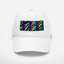 rainbow zebra Baseball Baseball Cap