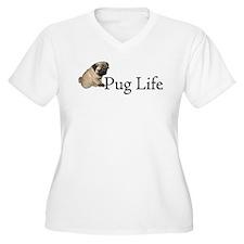 Puppy Pug Life T-Shirt