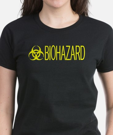 HAZMAT: Biohazard (Yellow) T-Shirt