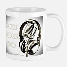 Project Records Radio Mug Mugs