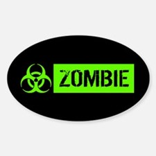 Zombie: Biohazard (Slime Green) Decal