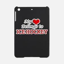 My heart belongs to Ice Hockey iPad Mini Case
