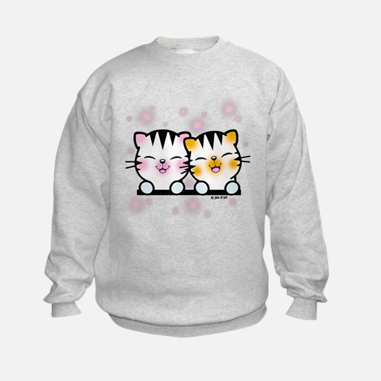 Happy Cats Sweatshirt