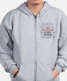 Unique Holiday ideas Zip Hoodie