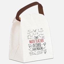 Unique Holiday ideas Canvas Lunch Bag