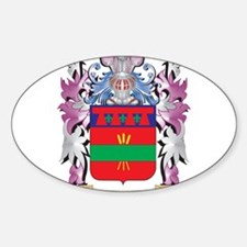 Parisi Coat of Arms - Family Crest Decal