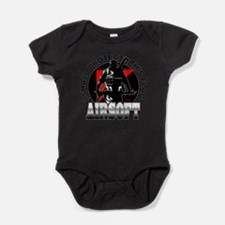 Cute Capture the flag Baby Bodysuit