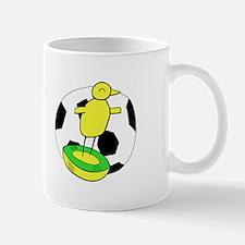 Canary Subbuteo - Norwich City FC Inspired Mugs