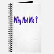 Why Not Me ? Journal