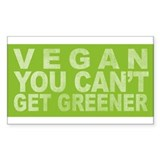 Vegan Bumper Stickers