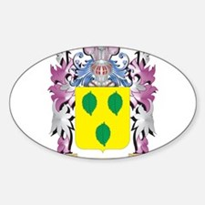 Parra Coat of Arms - Family Crest Decal