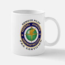 FAA Certified Remote Pilot Mugs