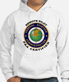 FAA Certified Remote Pilot Hoodie