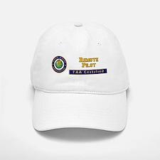 Faa Certified Remote Pilot Baseball Baseball Baseball Cap