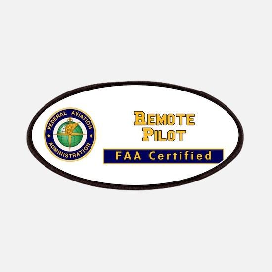 Faa Certified Remote Pilot Patch
