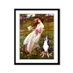 Windflowers / GSMD Framed Panel Print