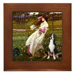 Windflowers / GSMD Framed Tile
