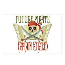 Captain Khalid Postcards (Package of 8)