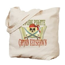 Captain Keyshawn Tote Bag