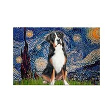 Starry Night / GSMD Rectangle Magnet