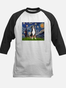 Starry Night / GSMD Kids Baseball Jersey