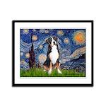 Starry Night / GSMD Framed Panel Print