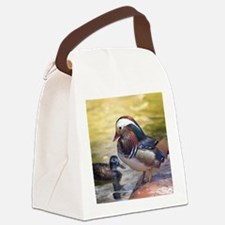 Pondering Canvas Lunch Bag