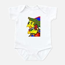 City Man Infant Bodysuit