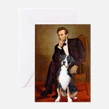 Lincoln / GSMD Greeting Card