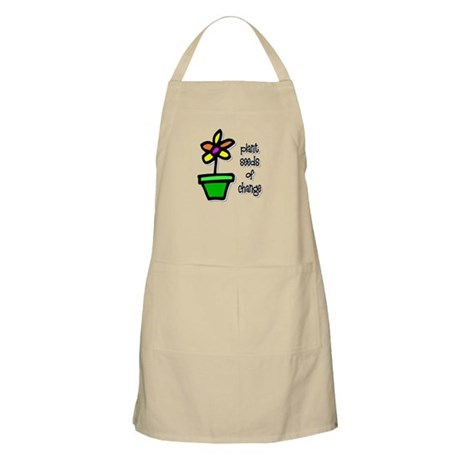 Plant Seeds of Change BBQ Apron