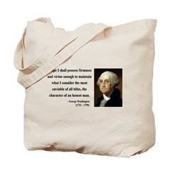 George Washington 16 Tote Bag