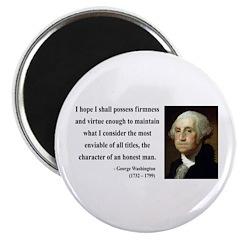 "George Washington 16 2.25"" Magnet (100 pack)"
