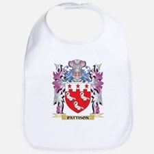 Pattison Coat of Arms - Family Crest Bib