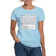 Worship a Librarian Women's Light T-Shirt