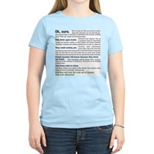 Worship a Librarian T-Shirt